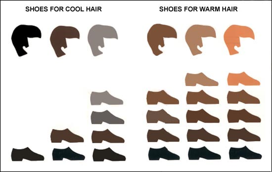 Men dress color combinations